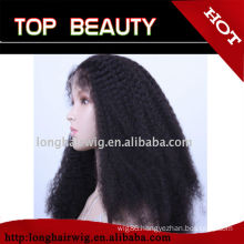 Fast shipping, factory outlet price curly afro wigs for black wome