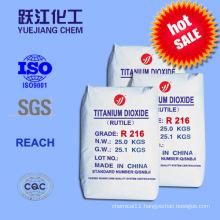 Economic Grade Rutile Titanium Dioxide for General Use