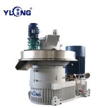 Acoplador de engranaje para máquina de pellets de madera xgj-560