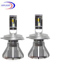 Super Bright 48W 8f Fanless LED Headlight Bulbs