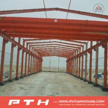Niedrige Kosten vorfabrizierte Stahlstruktur Warehouse-Pth