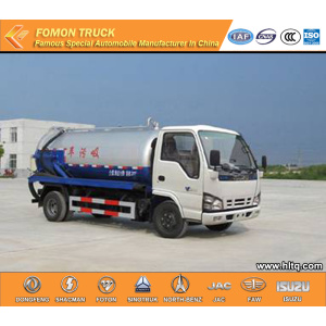 ISUZU Sewer Pump Truck cheap price