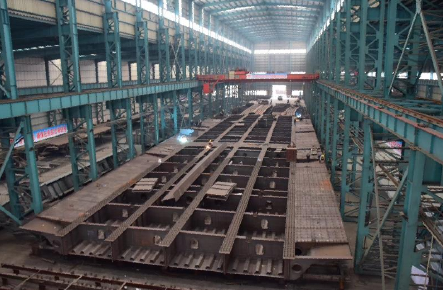 prefabricated permanent steel structure building