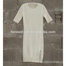 Топ Мода Свободного Покроя Дамы Вязаный Пуловер