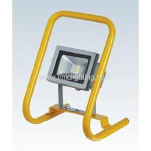 10w Cob Led Flood Light With Portable Bracket