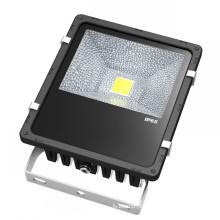 Projector IP65 do diodo emissor de luz da microplaqueta 50W da ESPIGA 5 anos de CE RoHS da garantia