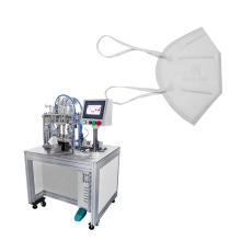 Nonwoven Folding Head-strap Earloop Mask Welding Machine