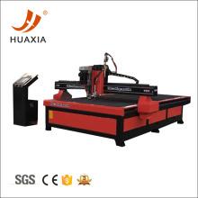 Melhor qualidade de corte plasma CNC e máquina de perfuração