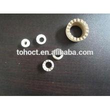 Cordierite Ceramic Ferrule for Stud Welding ceramic base ,ceramic part