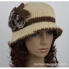 Soft and Warm100% Acrylic Knitted Hat