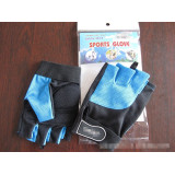Half Finger Weight Lifting Sports Gym Gloves (PHY-G99701)