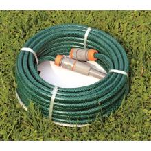 Jardin équipé d'économie d'énergie 15m de tuyau de jardin équipé OEM de jardinage
