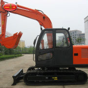 8 Ton Mining Hydraulic Excavator Machine