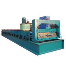Placa de aço rolamento dá forma à máquina