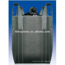 FIBC bulk jumbo bags with four loops