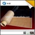China supplier PFOA free heat insulation teflon cloth price