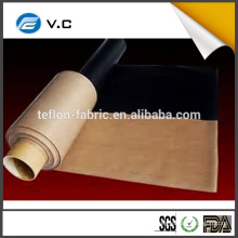 China supplier PFOA free heat insulation teflon cloth price