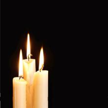 Дешевые белые свечи для африканских домашнего освещения