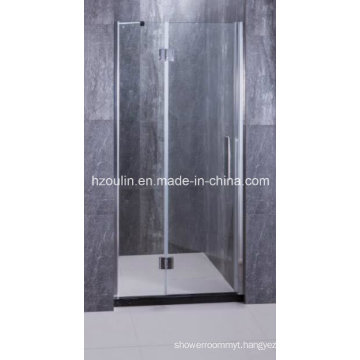 Hinge Shower Glass