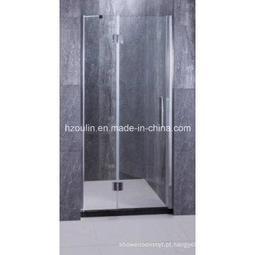 Dobradiça de vidro do chuveiro