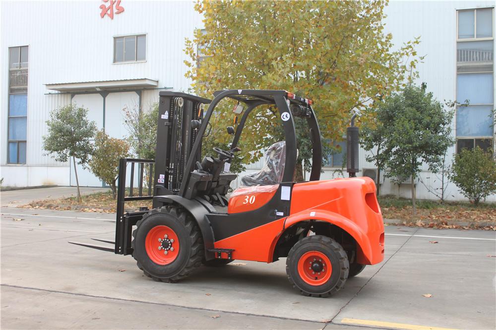 4x4 Rough Terrain Forklift