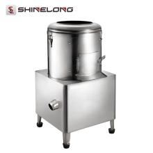 2017 Popular Commercial Used Stainless Steel Potato Chips potato peeler