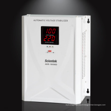 SCIENTEK 10000u Stabilisateur de tension automatique avec affichage à LED
