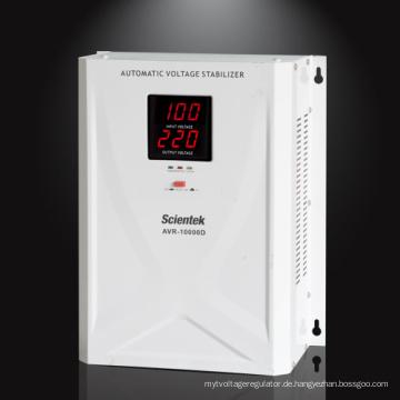 HEISSER VERKAUF !! SCIENTEK LED-Anzeige Spannungsstabilisator 10000VA 6000W