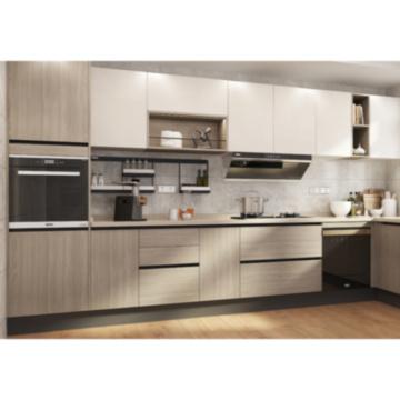 Armoires de cuisine en bois pour les ménages environnementaux