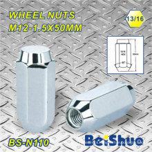 Alloy Aluminum Brass Wheel Nut for Truck BS-N110