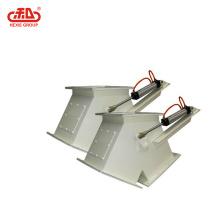 Stahl- / Edelstahlzufuhr in drei Richtungen