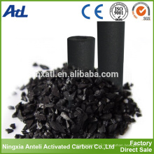 coconut shell post filter activated carbon cartridge