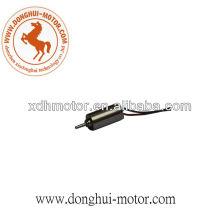 6mm 3v DC Mini Elektrischer Kernloser Motor