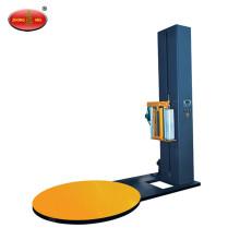 Melhor preço de alta qualidade pallet stretch wrapper filme máquina de envolvimento