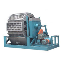 Paper Pulp Egg Tray Production Line , 0.2 - 1.5 Mm Egg Box Making Machine