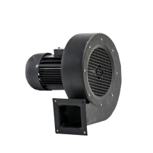 Centrifugal air blower fan for extrusion