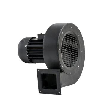 Ventilador de ar centrífugo para extrusão
