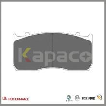 WVA 29115 Kapaco Cambiar pastillas de freno Precio de los frenos de disco trasero OE 81508208085 Para Mercedes Benz