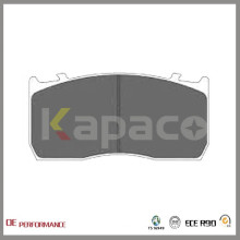 WVA 29115 Kapaco Change Brake Pads Price Rear Disc Brakes OE 81508208085 For Mercedes Benz