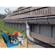 Rain round downspout roll forming machine, downspouts machine for sale