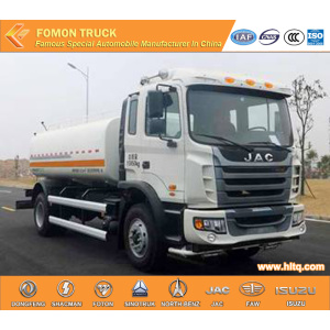 Jac 4x2 10000L Sewer Pressure Washing Truck