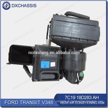 Ar condicionado traseiro genuíno do trânsito V348 Asm 7C19 18D283 AH