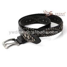 Мужские черные пояса Подлинное кожаные ремни для мужчин BC4558G-1