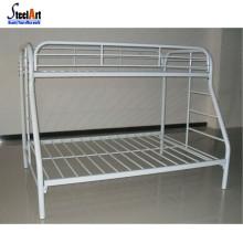 Nouveau design 3 personnes en métal sur deux lits superposés