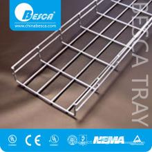 300mm Alambre Malla Bandeja Porta Mesh Cable Tray