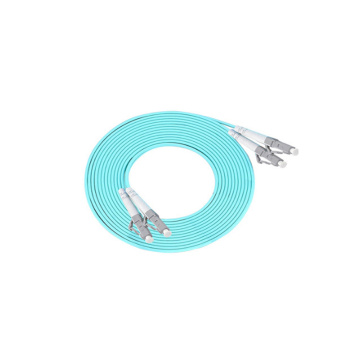 SC OM3 Fiber Optic Jumper Cable