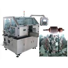 Автоматическая машина для сматывания катушек якоря