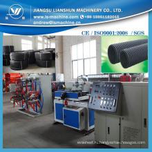Производственная линия трубы углерода PE усиленная спиралью с аттестацией