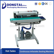 Professional manufacture most popular vertical food plastic bag sealing machine