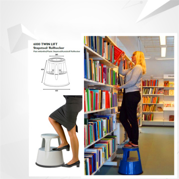 China Ladder Manufacturers Twinco 2-Step Stool for Office
